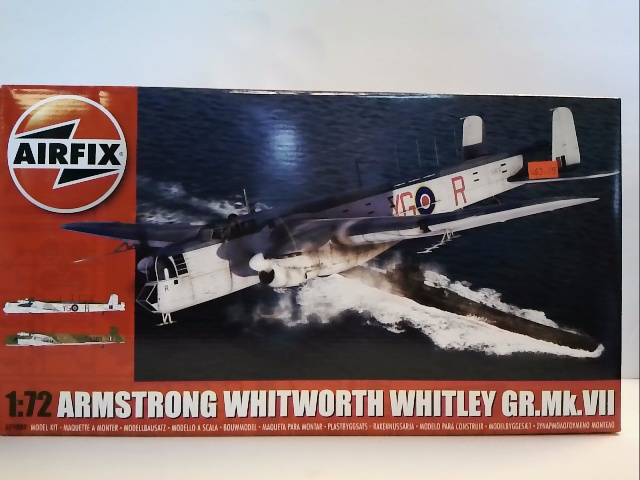 Armstrong Whitworth  Whitely MkVII