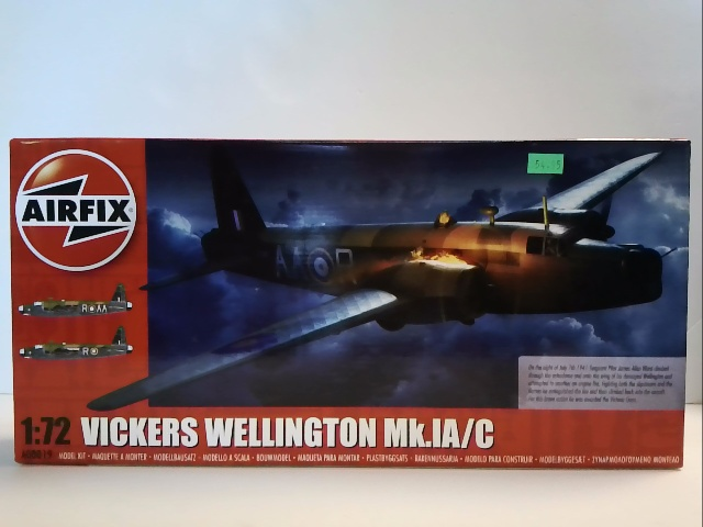 Vickers Wellington Mk.IA-C